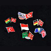 Bayrak Rozet