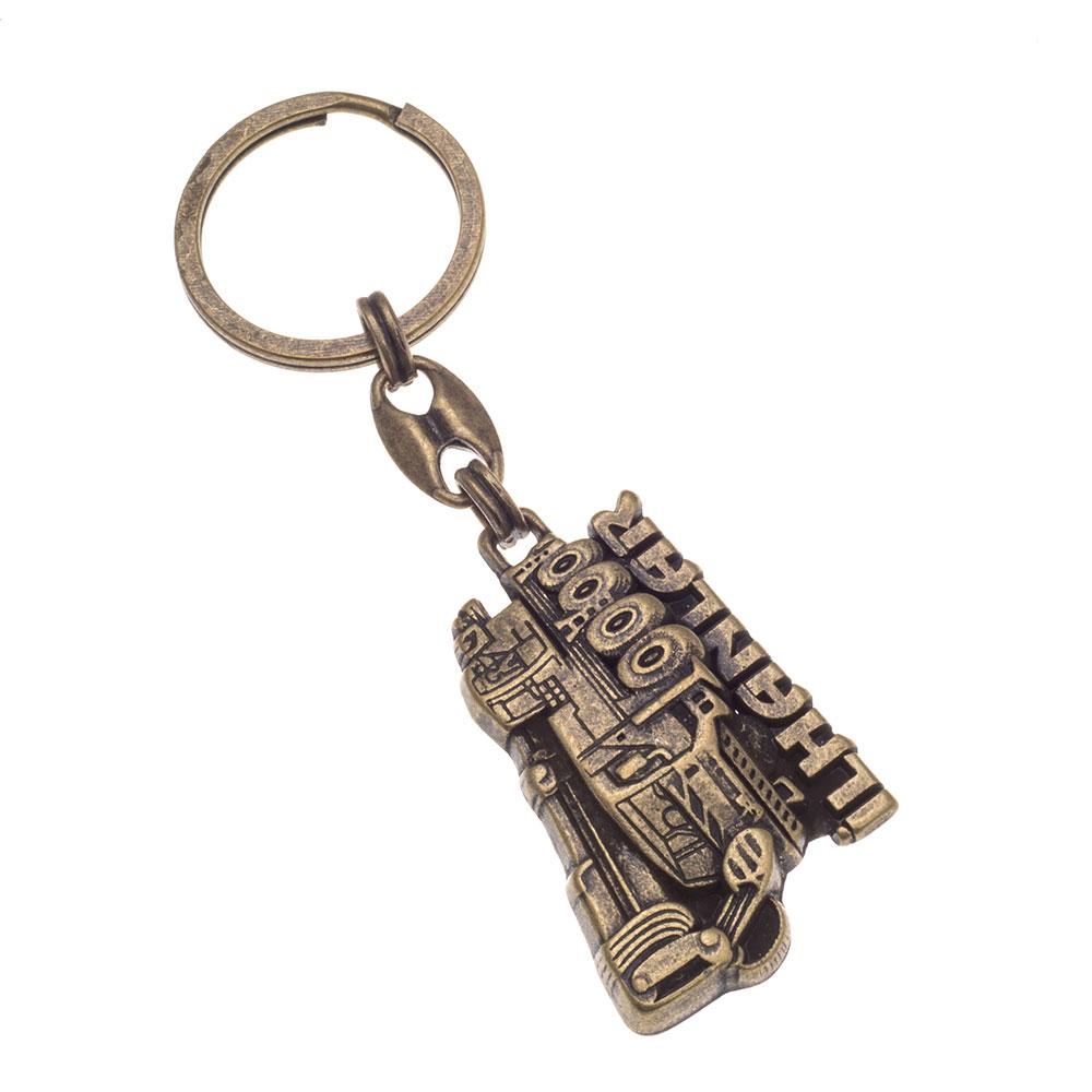 Eskitme anahtarlık üretimi ES1830, İstanbul zamak döküm logo baskılı antik anahtarlık imalatı ürün resmi
