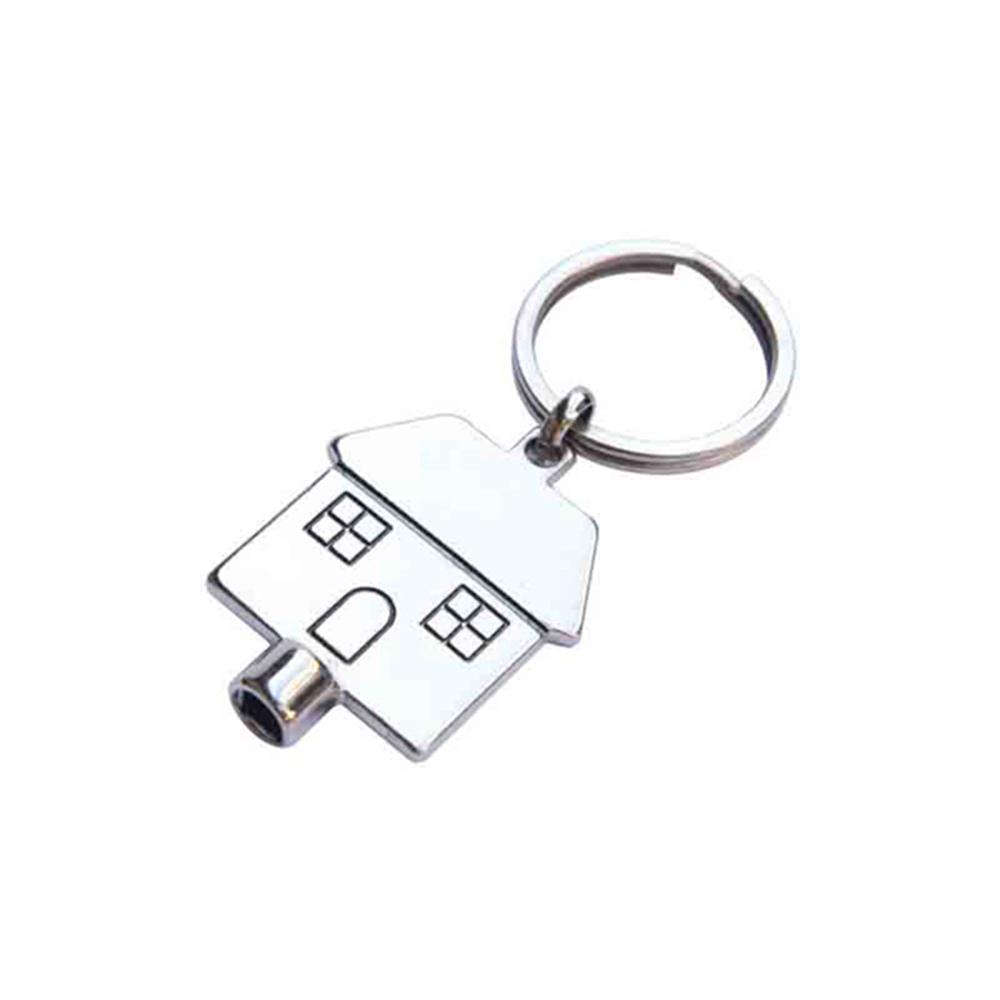 Purjör anahtarlık üretimi 5113-P, İstanbul logo baskılı toptan metal anahtarlık imalatı ürün resmi
