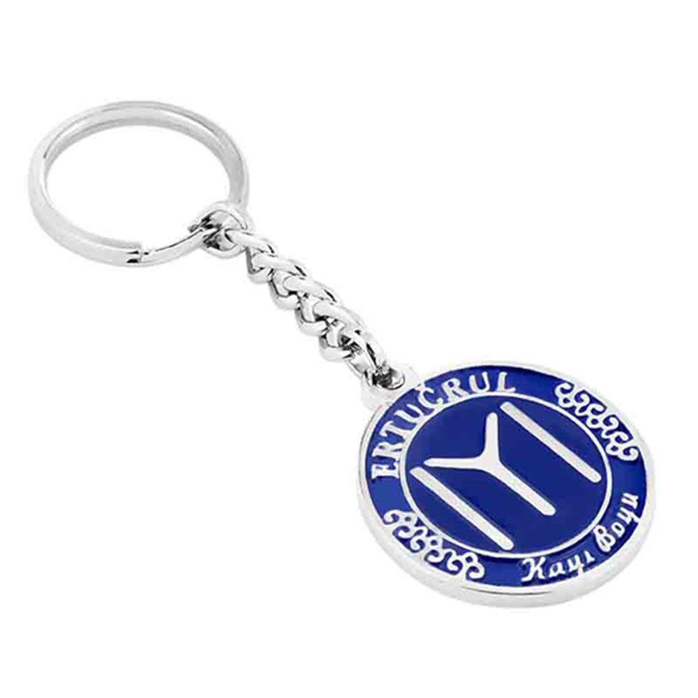 Mineli anahtarlık üretimi MN1890, İstanbul logo baskılı toptan metal anahtarlık imalatı ürün resmi