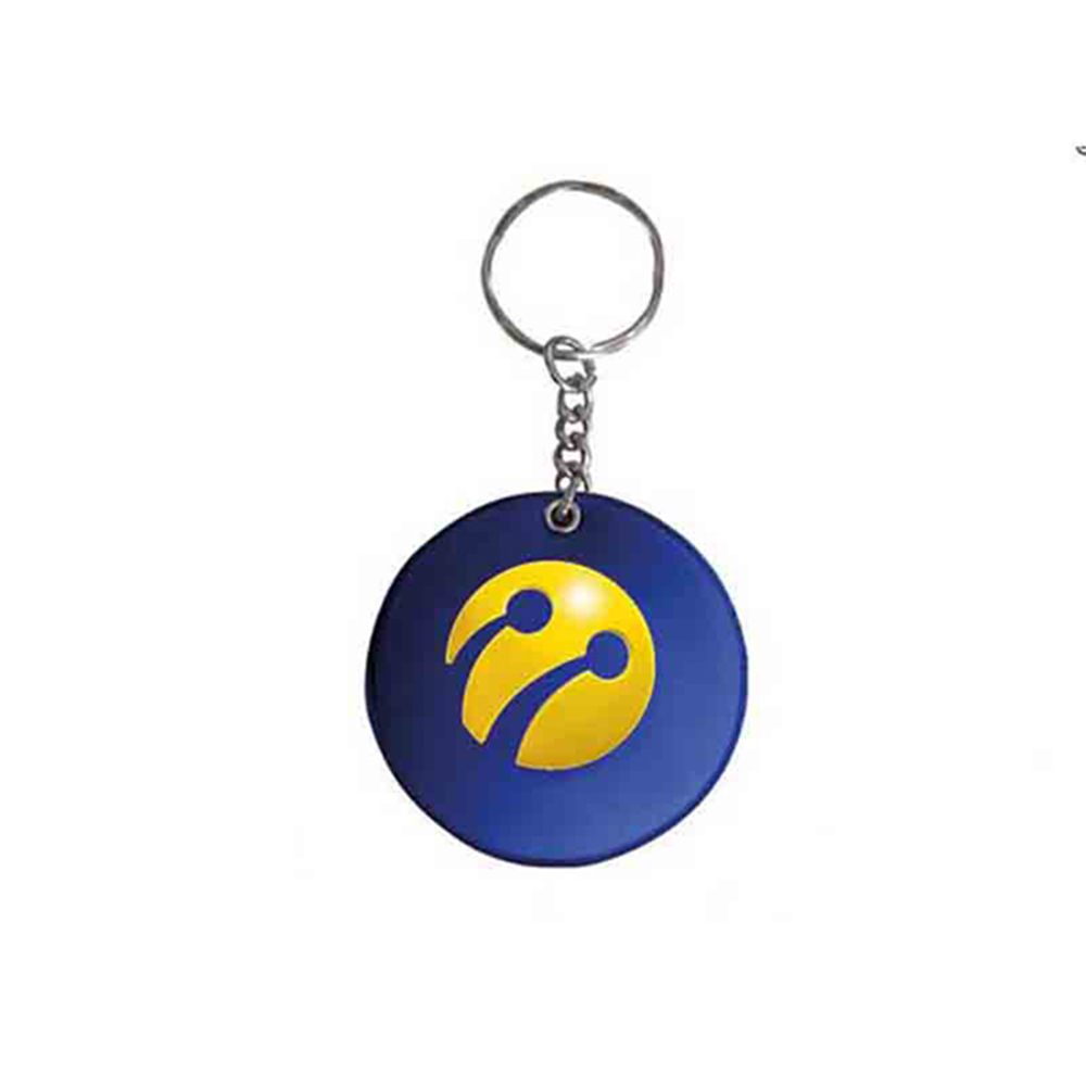 Puf anahtarlık üretimi PF1806, İstanbul logo baskılı toptan şişme anahtarlık imalatı ürün resmi