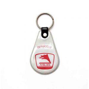 Puf anahtarlık üretimi PF1816, İstanbul logo baskılı toptan şişme anahtarlık imalatı ürün resmi